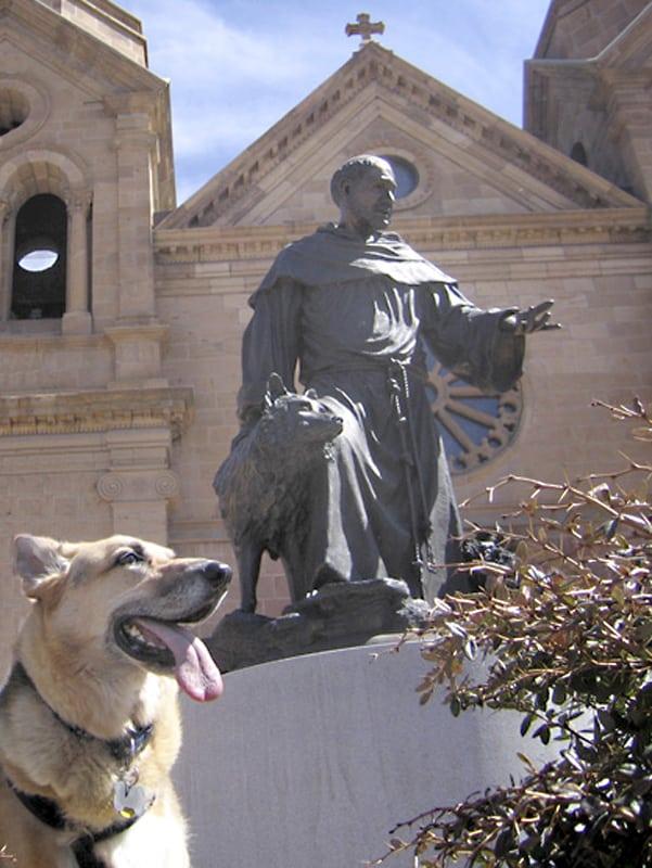 Saint Francis of Assisi Church Santa Fe, NM